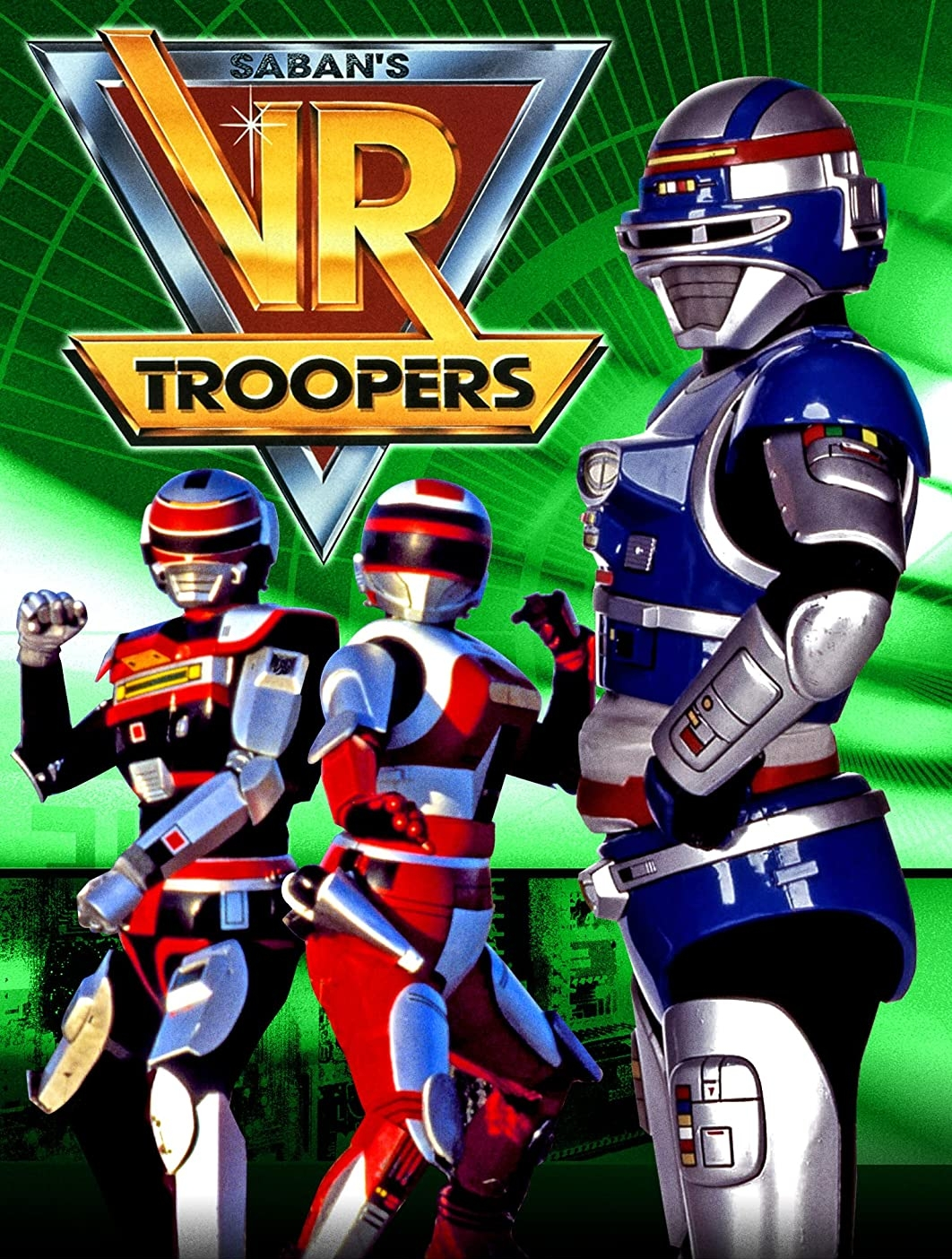 VR Troopers - Temporada 2