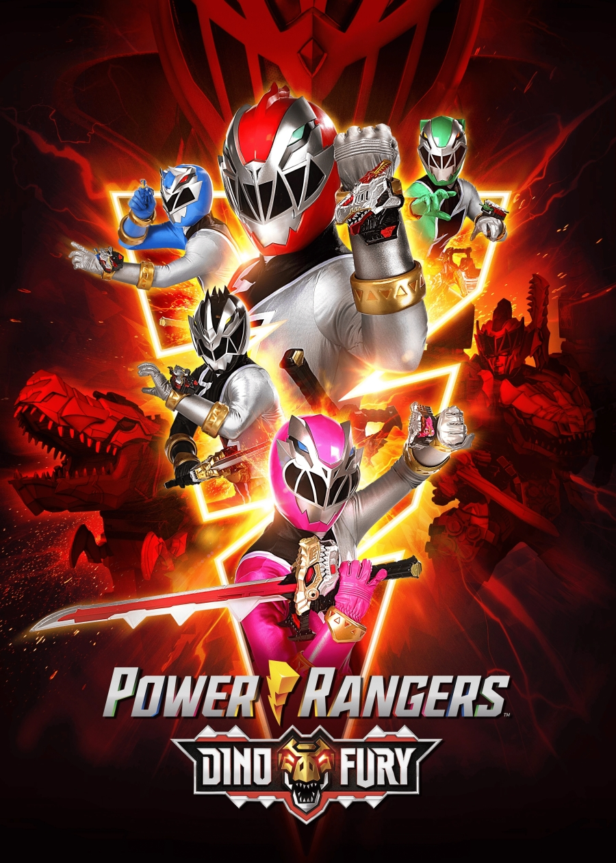 Power Rangers Dino Fury 7