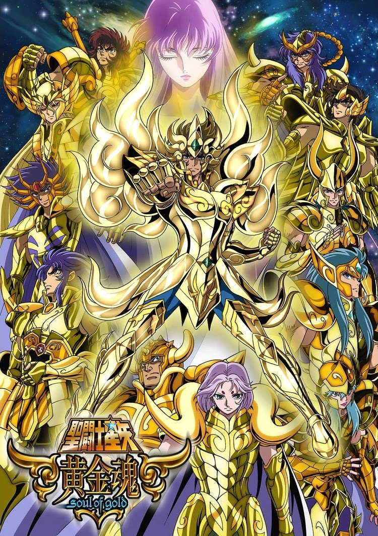 Saint Seiya: Soul of Gold 5